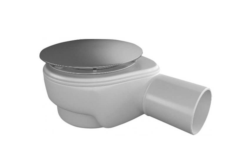 Bath waste  SPEED ∅ 90  with cover , cleaned from the top