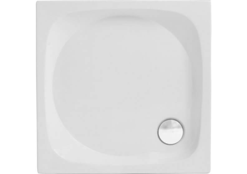 Acrylic square shower base NOWY STYL