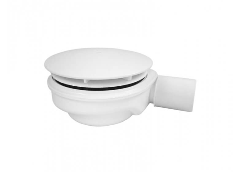 Bath waste  SPEED 2 ∅ 90  with cover , cleaned from the top
