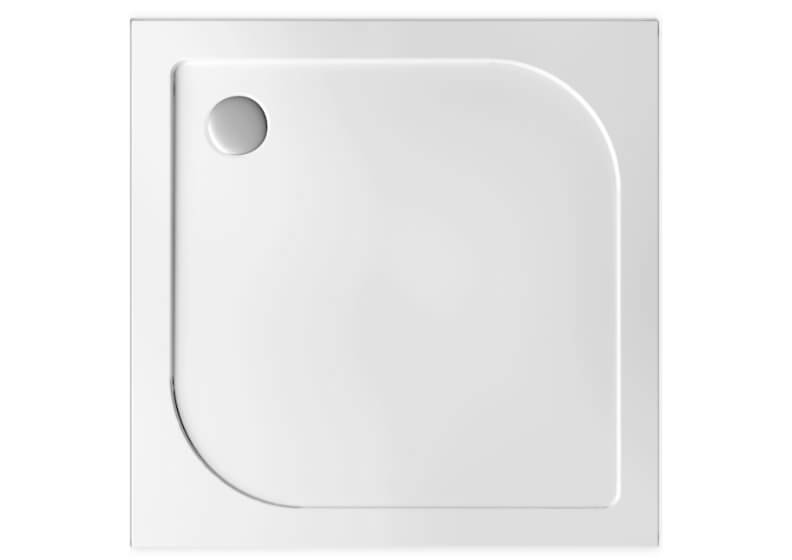 Square shower base compact TAKO