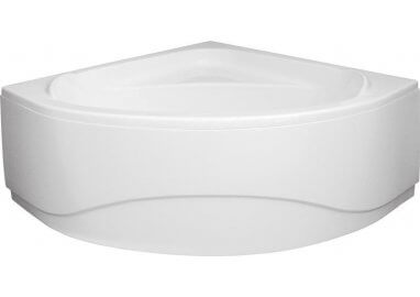 Acrylic housing for asymmetrical corner bathtub 140 x 140 cm universal STANDARD 2
