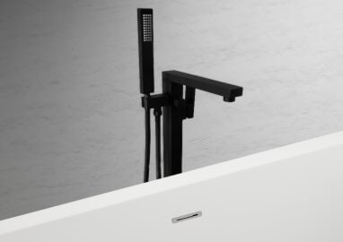 Freestanding Bathtub Faucet Floor Mount ASTER